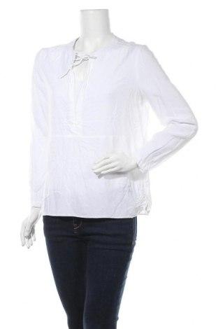 Дамска блуза Opus, Размер M, Цвят Бял, Вискоза, Цена 4,00лв.