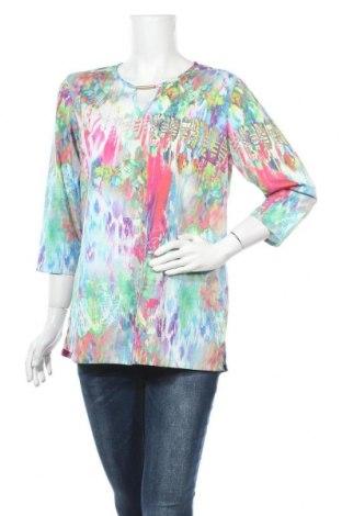 Дамска блуза Paola, Размер M, Цвят Многоцветен, Полиестер, Цена 17,01лв.