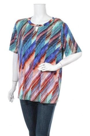 Дамска блуза Paola, Размер XXL, Цвят Многоцветен, 95% полиестер, 5% еластан, Цена 7,56лв.