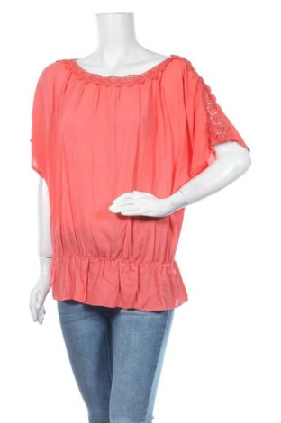 Дамска блуза Pronto, Размер M, Цвят Розов, Вискоза, Цена 3,00лв.