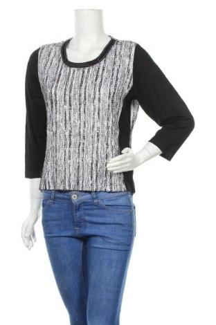 Дамска блуза Rabe, Размер M, Цвят Черен, 92% вискоза, 8% еластан, Цена 8,03лв.