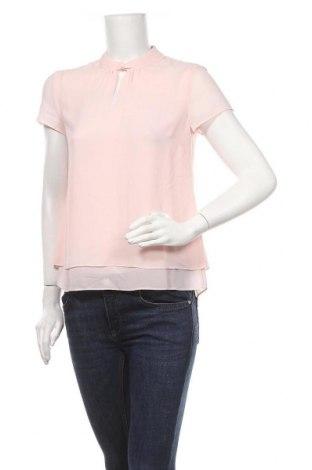 Дамска блуза S.Oliver, Размер XS, Цвят Розов, Полиестер, Цена 17,25лв.
