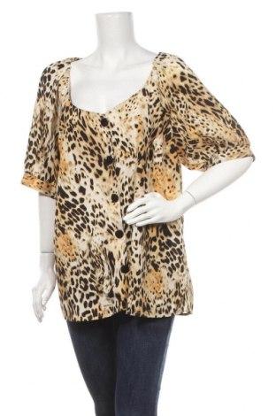 Дамска блуза Simply Be, Размер XXL, Цвят Многоцветен, Полиестер, Цена 29,25лв.