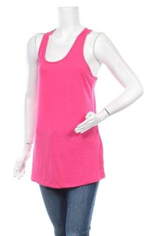 Дамска блуза Sports Performance by Tchibo, Размер M, Цвят Розов, 65% полиестер, 35% вискоза, Цена 12,60лв.