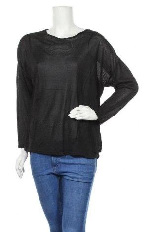Дамска блуза Tirelli, Размер L, Цвят Черен, Вискоза, Цена 4,83лв.