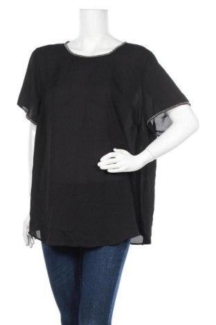 Дамска блуза Torrid, Размер M, Цвят Черен, 100% полиестер, Цена 15,12лв.