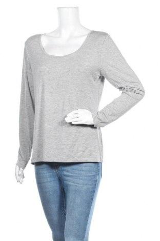 Дамска блуза Valley Girl, Размер XL, Цвят Сив, 95% вискоза, 5% еластан, Цена 10,71лв.