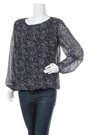 Дамска блуза Via Appia, Размер L, Цвят Син, Полиестер, Цена 11,34лв.
