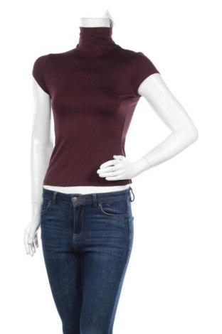 Дамска блуза Xnk Basic, Размер S, Цвят Червен, Цена 13,44лв.