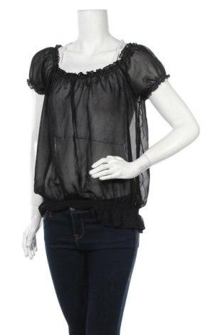 Дамска блуза Y.Yendi, Размер M, Цвят Черен, Полиестер, Цена 3,00лв.