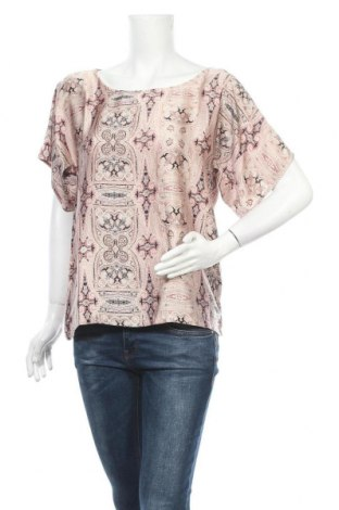 Дамска блуза Zebra, Размер M, Цвят Многоцветен, Полиестер, Цена 15,96лв.