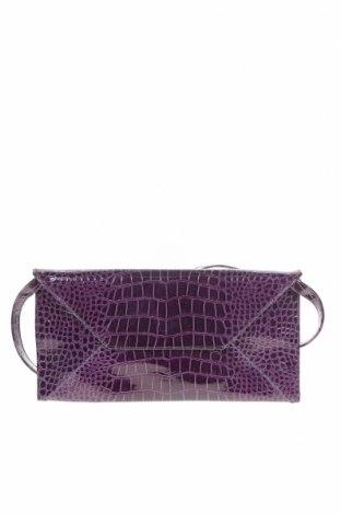 Дамска чанта, Цвят Лилав, Еко кожа, Цена 6,83лв.