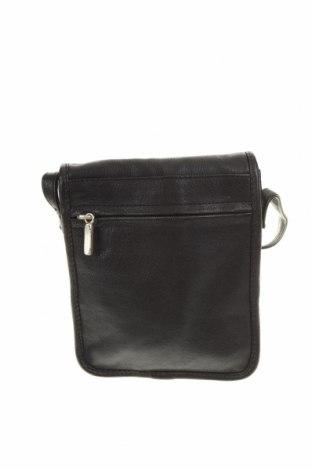 Дамска чанта, Цвят Черен, Естествена кожа, Цена 33,08лв.