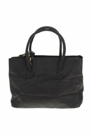 Дамска чанта, Цвят Черен, Еко кожа, Цена 7,09лв.
