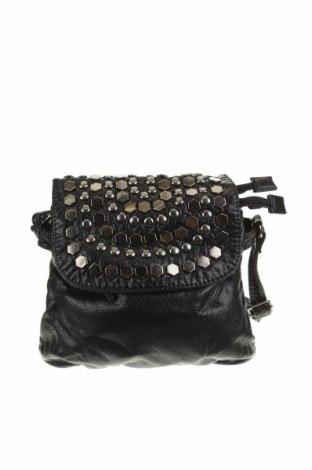 Дамска чанта, Цвят Черен, Еко кожа, Цена 11,81лв.