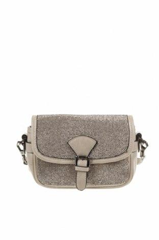 Дамска чанта, Цвят Бежов, Еко кожа, Цена 19,99лв.