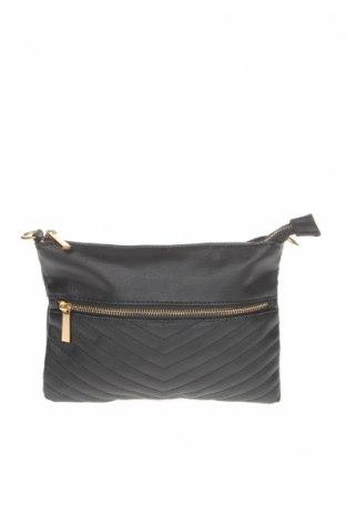 Дамска чанта, Цвят Черен, Еко кожа, Цена 9,01лв.
