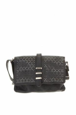 Дамска чанта, Цвят Черен, Еко кожа, Цена 7,56лв.