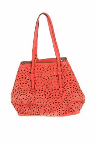 Дамска чанта, Цвят Червен, Еко кожа, Цена 36,75лв.