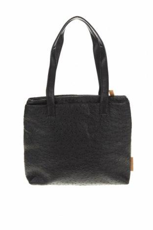 Дамска чанта, Цвят Черен, Еко кожа, Цена 19,69лв.