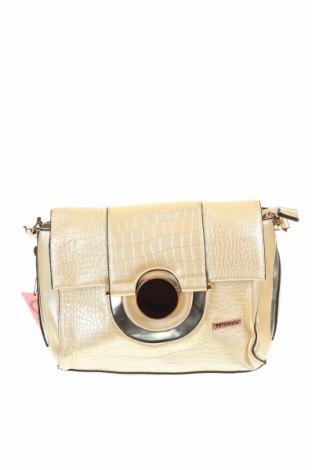 Дамска чанта Ameise, Цвят Бежов, Еко кожа, Цена 33,08лв.