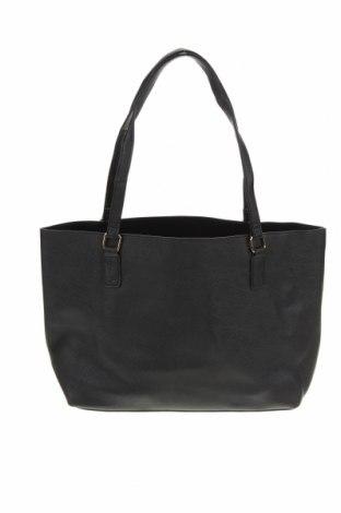 Дамска чанта Anko, Цвят Черен, Еко кожа, Цена 23,23лв.