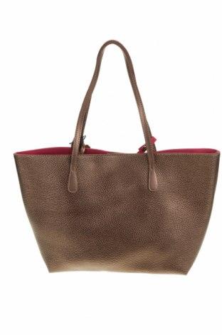 Дамска чанта Beverly Hills Polo Club, Цвят Кафяв, Еко кожа, Цена 95,20лв.