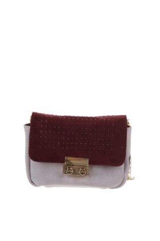 Дамска чанта Blanco, Цвят Розов, Еко кожа, текстил, Цена 18,86лв.