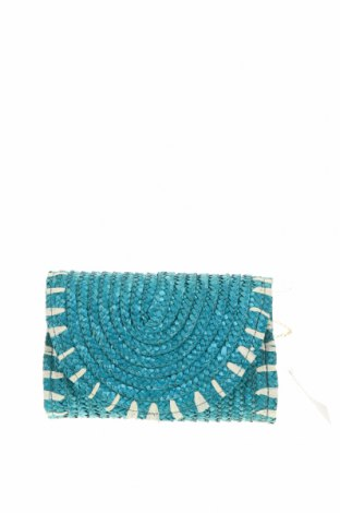 Дамска чанта Blanco, Цвят Син, Други тъкани, Цена 22,42лв.