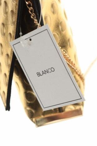 Дамска чанта Blanco, Цвят Златист, Еко кожа, Цена 36,75лв.
