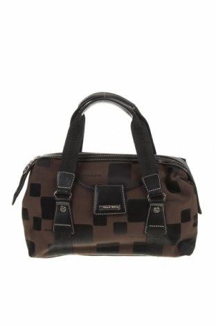 Дамска чанта Braun Buffel, Цвят Кафяв, Текстил, Цена 21,84лв.
