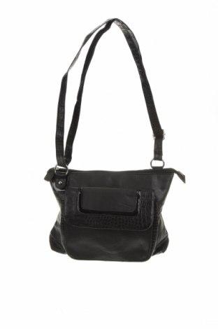 Дамска чанта Cabrelli, Цвят Черен, Еко кожа, Цена 19,69лв.