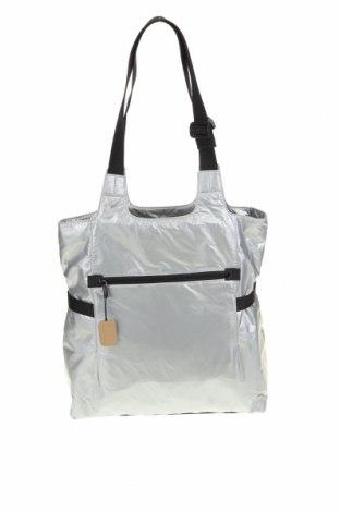 Γυναικεία τσάντα Camper, Χρώμα Ασημί, Κλωστοϋφαντουργικά προϊόντα, Τιμή 53,74€