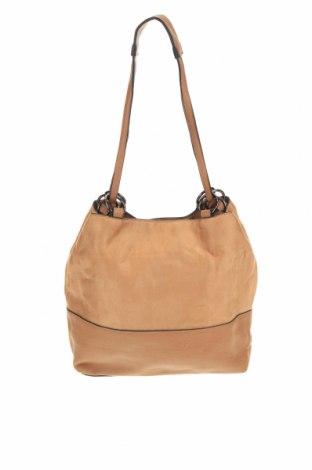 Дамска чанта Colette By Colette Hayman, Цвят Кафяв, Еко кожа, текстил, Цена 25,20лв.