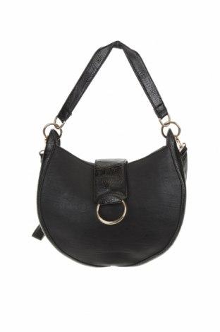 Дамска чанта Colette By Colette Hayman, Цвят Черен, Еко кожа, Цена 27,93лв.