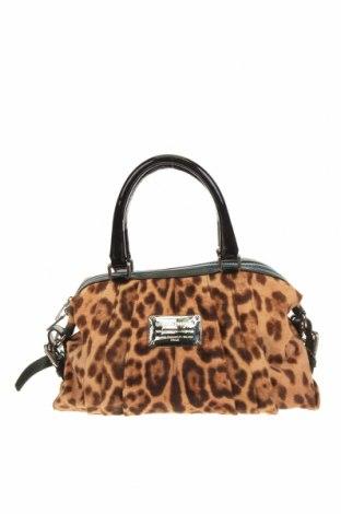 Γυναικεία τσάντα Dolce & Gabbana, Χρώμα Πολύχρωμο, Γνήσιο δέρμα, φυσική τρίχα, Τιμή 131,88€