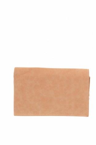 Дамска чанта Glassons, Цвят Бежов, Еко кожа, Цена 7,35лв.