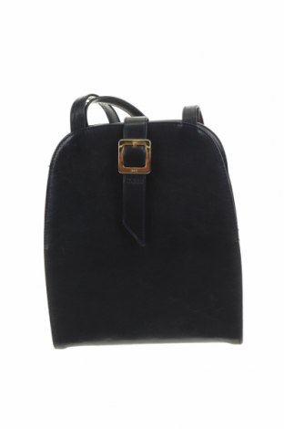Γυναικεία τσάντα Kem, Χρώμα Μπλέ, Γνήσιο δέρμα, Τιμή 33,77€