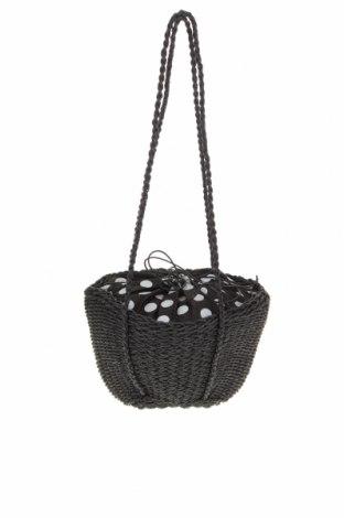Дамска чанта Lefties, Цвят Черен, Други материали, Цена 24,00лв.