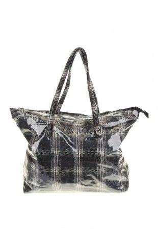 Дамска чанта Lefties, Цвят Многоцветен, Полиуретан, текстил, Цена 28,50лв.