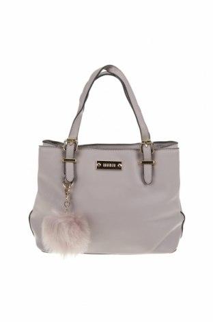 Дамска чанта Marikai, Цвят Пепел от рози, Еко кожа, Цена 29,40лв.