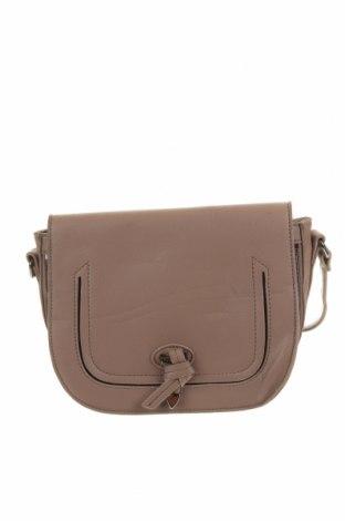 Дамска чанта Mocha, Цвят Кафяв, Еко кожа, Цена 23,25лв.