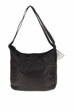 Дамска чанта Munich, Цвят Черен, Текстил, Цена 26,70лв.