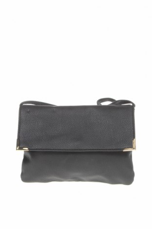 Дамска чанта New Look, Цвят Черен, Еко кожа, Цена 6,93лв.