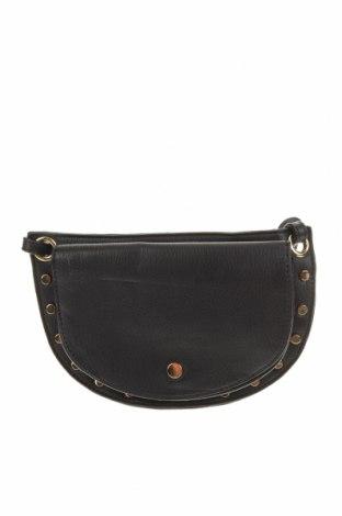 Дамска чанта Seed, Цвят Черен, Еко кожа, Цена 9,92лв.