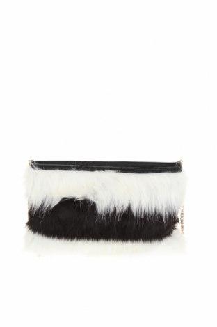 Дамска чанта Suite Blanco, Цвят Черен, Еко кожа, текстил, Цена 31,50лв.
