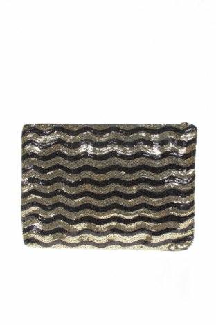 Дамска чанта Suite Blanco, Цвят Черен, Текстил, Цена 17,48лв.