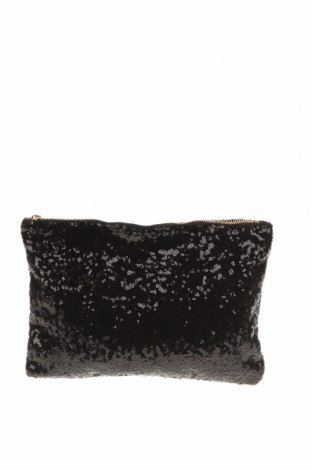 Дамска чанта Suite Blanco, Цвят Черен, Текстил, Цена 28,50лв.