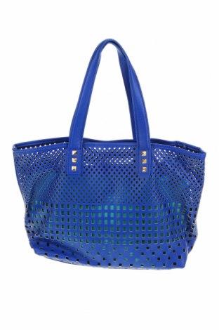 Γυναικεία τσάντα Suite Blanco, Χρώμα Μπλέ, Δερματίνη, Τιμή 23,97€