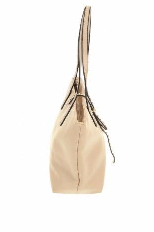 Дамска чанта Verde, Цвят Бежов, Еко кожа, Цена 28,12лв.